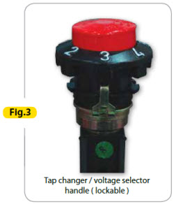changer selector Technical Features